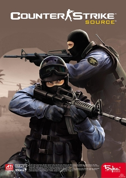 Counter-Strike Source v 88 / 3398447 (2016) PC