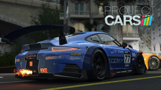 Project CARS – Pagani Edition бесплатно в Steam