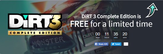 Раздача DiRT 3 Complete Edition