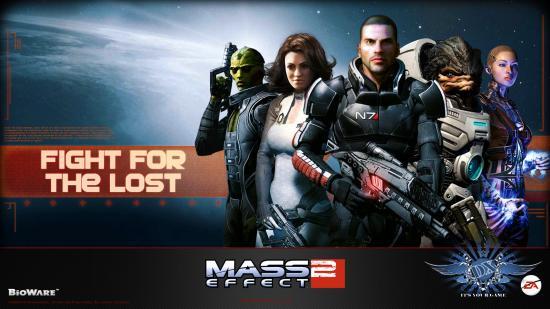 Mass Effect 2 стала бесплатной в Origin