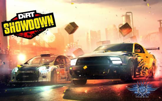 Сайт Humble Bundle проводит раздачу игры DiRT Showdown