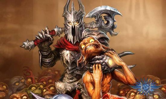 Раздача Overlord от Codemasters!
