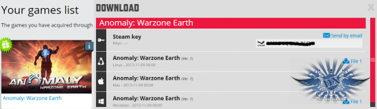 Anomaly Warzone Earth раздача!!!
