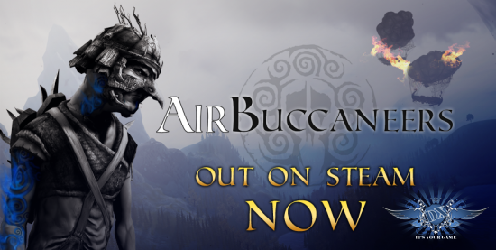 AirBuccaneers HD раздача в Steam.